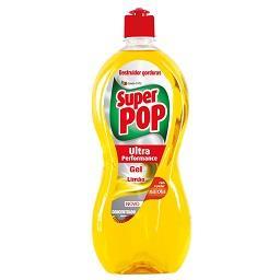 Detergente p/ loiça em gel limão