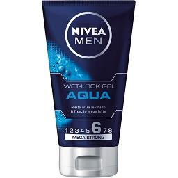 Gel p/ Cabelo Aqua For Men
