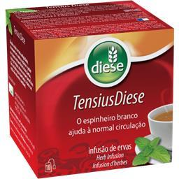 Diese chá tensius (trilingue)