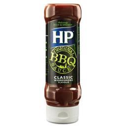 "Hp molho bbq original ""table top"""