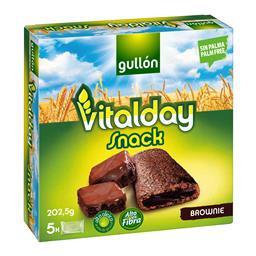 Bolacha vitalday brownie