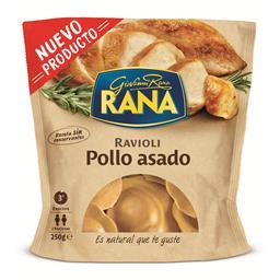 Ravioli frango c/alecrim