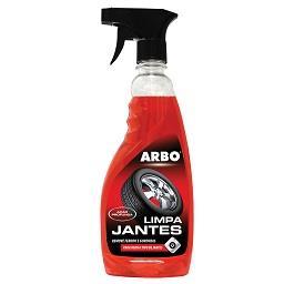 Spray Limpa Jantes