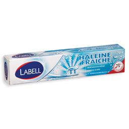Pasta dentifríca, proteção+frescura