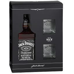 Whiskey Old nº 7 c/ Oferta 2 Copos