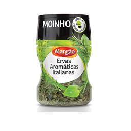 Moinho com mistura de ervas aromáticas italianas
