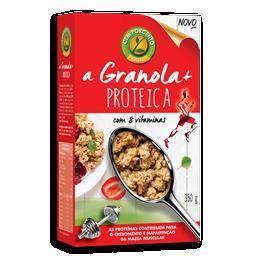 A granola + proteica
