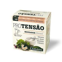 Chá de infusão salutem nº 45 - protensão 10 saquetas
