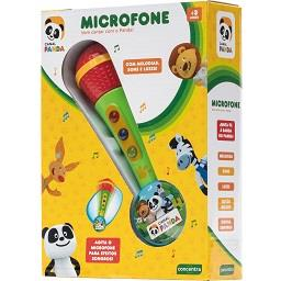 Microfone pequeno