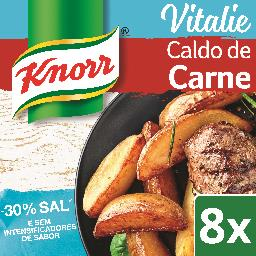 Caldo vitalie de carne