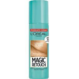 Magic Retouch Spray Retoca Raízes Louro Claro