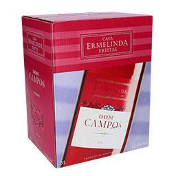 Vinho rosé, região península de setúbal, bag in box