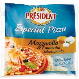 Queijo ralado especial pizza