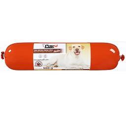 Salsicha para cão adulto