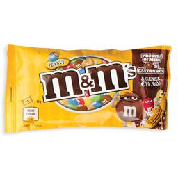 Chocolate m&m s, amendoim