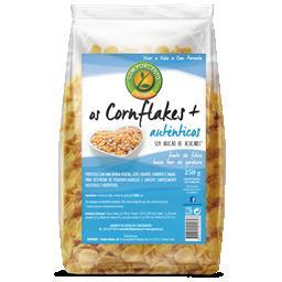 Cornflakes sem açúcar