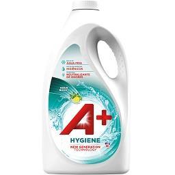 Detergente líquido máquina de lavar roupa hygiene