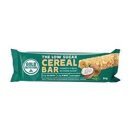 Cereal bar low sugar coco