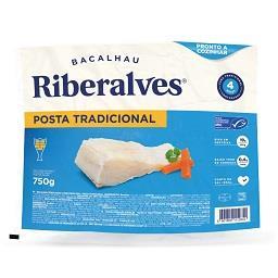 Postas de bacalhau tradicional 4 meses de cura