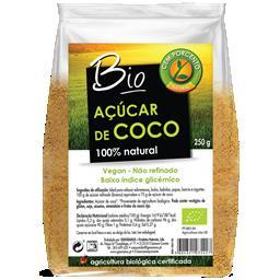 Açúcar coco bio