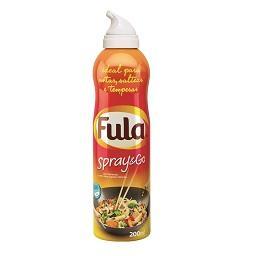 Óleo alimentar, spray & go