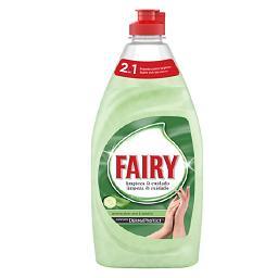 Detergente manual de loiça, aloé vera