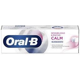 Dentífrico sensitivity & gums calm whitening