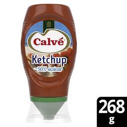 Ketchup -50% açúcar