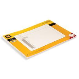 Envelope c4, silicone, 25 unidades