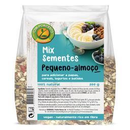 Mix de sementes pequeno-almoço