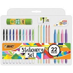 Conjunto regresso às aulas stationery set