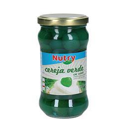 Cereja verde calda