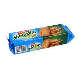 Bolacha shortcake