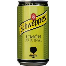 Refrigerante com gás de limão