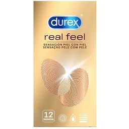 Preservativo real feel