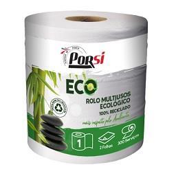 Rolo multiusos ecológico 100% reciclado