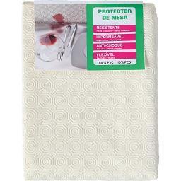 Protetor de mesa redondo