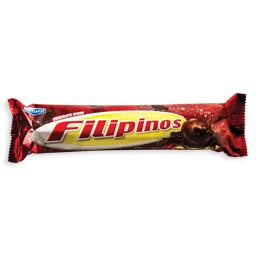 Bolacha filipinos chocolate negro