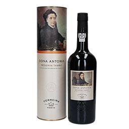Vinho do porto dona antónia reserva tinto