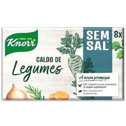 Caldo sem sal legumes