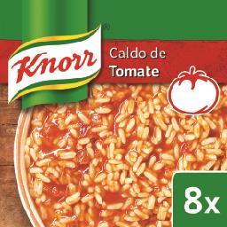 Caldo tomate 8 cubos