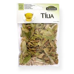Chá de plantas salutem - tilia r