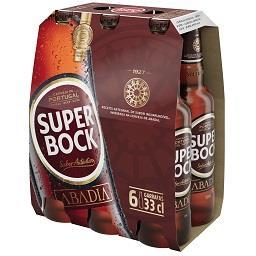 Cerveja com álcool abadia