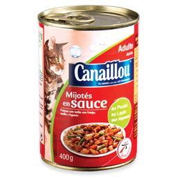 Alimento húmido para gato de frango/coelho/legumes