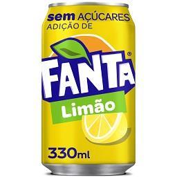 Refrigerante limão sem açúcar edição limitada