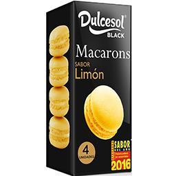 Macarron Limão
