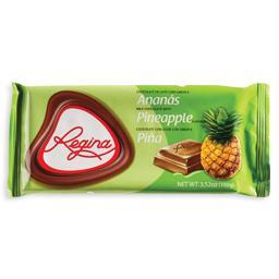 Tablete de chocolate, aroma a banana
