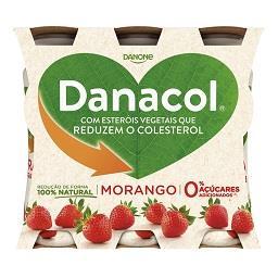 Danacol morango