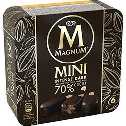 Magnum mini intense dark 70%
