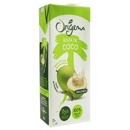 Origens bio água de coco